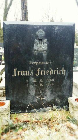 Ks. Franz Friedrich <br />(1869-1936)