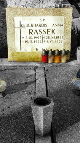 Ks. Gerhardis Rassek<br /> (1905-1952)