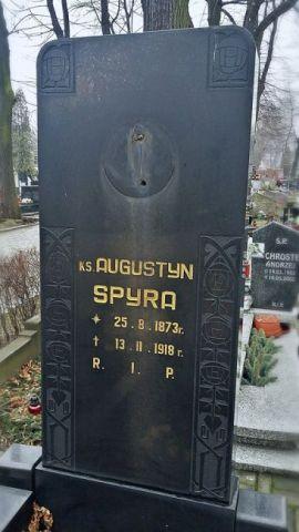 Ks. Augustyn Spyra <br />(1873-1918)