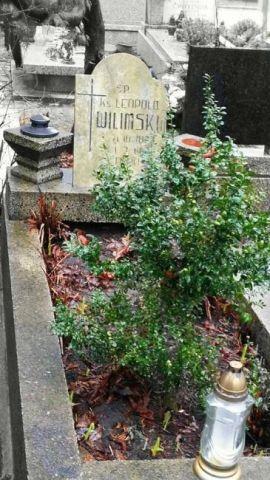 Ks. Leopold Wilimski<br /> (1873-1948)
