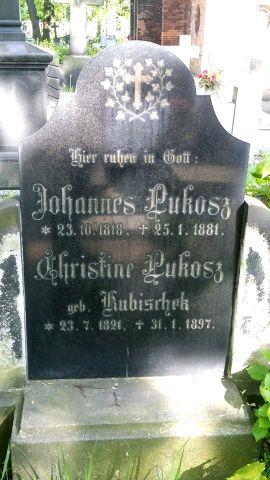 Christine Lukosz <br />(1821-1897)