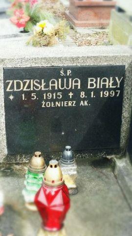 Zdzisława Biały <br />(1915-1997)