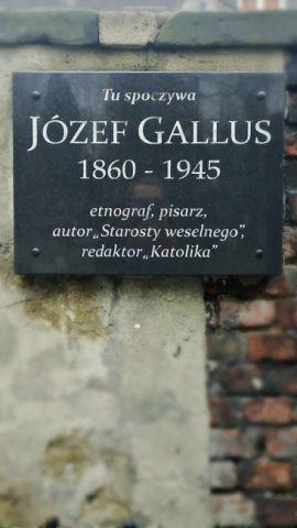 Józef  Gallus <br />(1860-1945)
