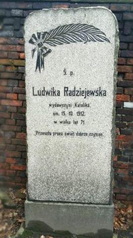 Ludwika Radziejewska<br />(1843-1912)