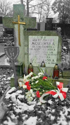Kazimiera Morawska <br />(1913-1990)