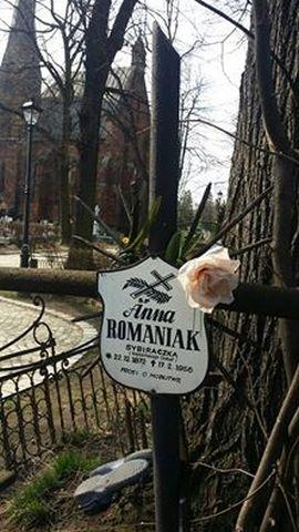 Anna Romaniak <br />(1872-1956)