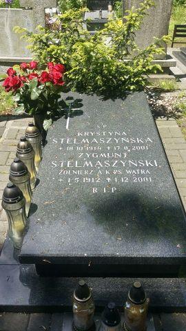 Zygmunt Stelmaszyński (1912-2001)