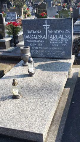 Władysław Targalski <Br />(1904-1995)