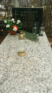 Ks. Kazimierz Mrozek
