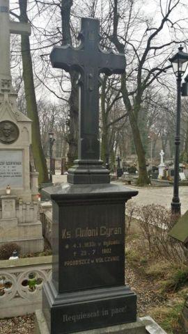 Ks. Antoni Cyran<br />(1832-1902)