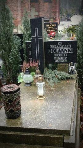 Ks. Stanisław Dolański <br />(1943-1982)
