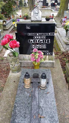 Ks. Alfons Gogół <br />(1917-1975)
