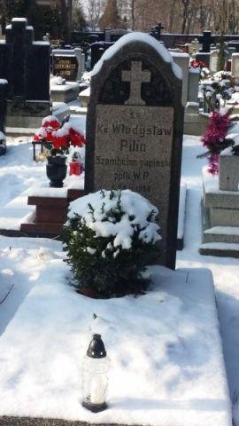 Ks. ppłk Władysław Pilin<br /> (1884-1956)
