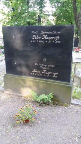Alois Kasprzyk <br />(1895-1916)