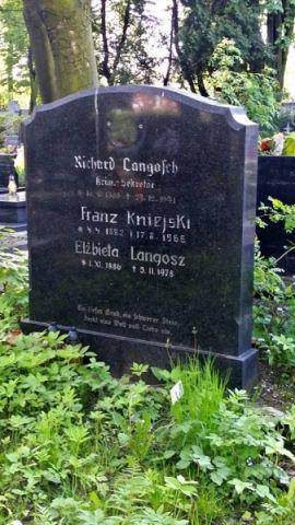 Richard Langosch <Br />(1889-1941)