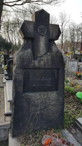 Theo Scheja <br />(1900-1921)