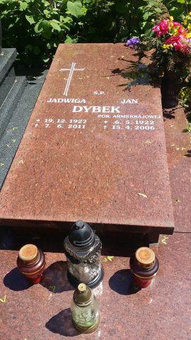 Jan Dybek <br />(1922-2006)