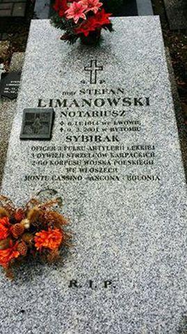 Stefan Limanowski <Br />(1914-2001)