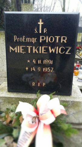 Piotr Miętkiewicz <br />(1891-1957)