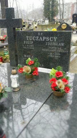 Zdzisław Tuczapski <br />(1928-2003)