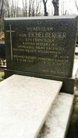 Władysław von Eichelberger (1907-1975)