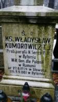 Ks. Władysław Kumorowicz