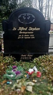 Alfred Stephan