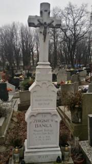 student teologii Zbigniew Bańka